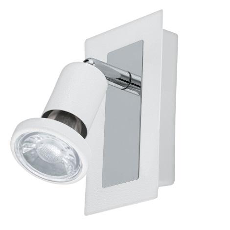 Eglo 94958 - LED Bodové svítidlo SARRIA 1xGU10-LED/5W/230V
