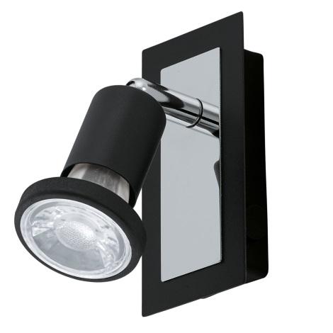 Eglo 94963 - LED Bodové svítidlo SARRIA 1xGU10-LED/5W/230V
