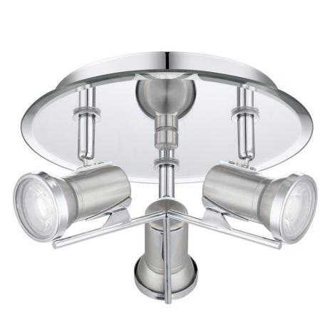 Eglo 94984 - LED koupelnové svítidlo TAMARA 1 3xLED/3,3W/230V IP44