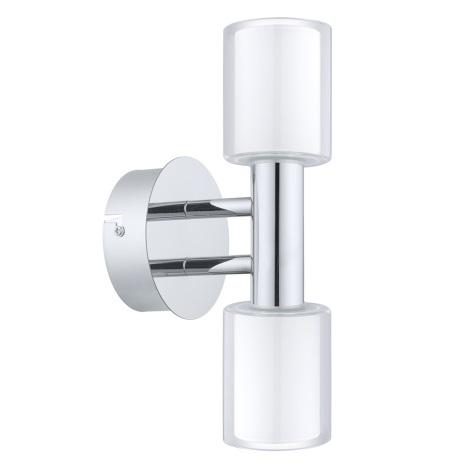 Eglo 94994 - LED koupelnové svítidlo PALERMO 1 2xLED/2,5W/230V IP44