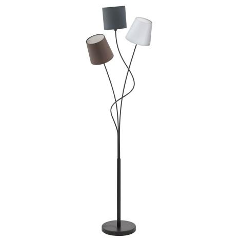 Eglo 94995 - Stojací lampa MARONDA 3xE14/40W/230V