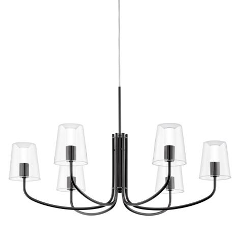 Eglo 95005 - LED lustr NOVENTA 6xLED/3,3W/230V