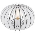 Eglo 95035 - Stolní lampa STELLATO 1xE27/60W/230V