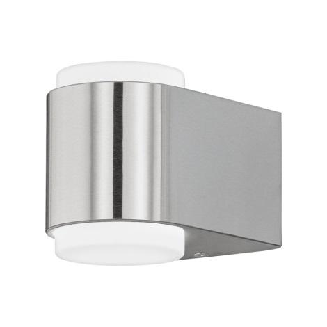 Eglo 95079 - Venkovní nástěnné svítidlo BRIONES 2xLED/3W/230V