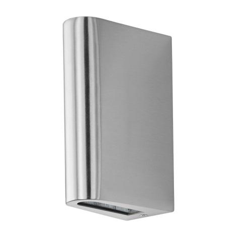 Eglo 95095 - Venkovní nástěnné svítidlo LANGREO 2xLED/4W/230V