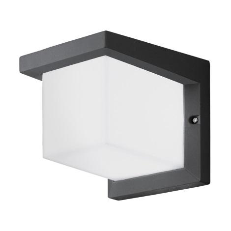 Eglo 95097 - Venkovní nástěnné svítidlo DESELLA 1 LED/10W/230V
