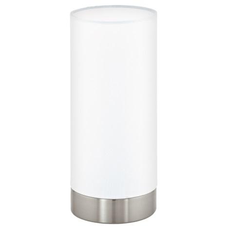 Eglo 95118 - Stmívatelná stolní lampa PASTERI 1xE27/60W/230V