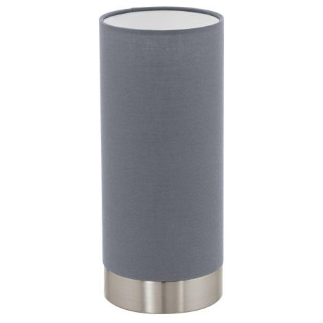 Eglo 95119 - Stmívatelná stolní lampa PASTERI 1xE27/60W/230V