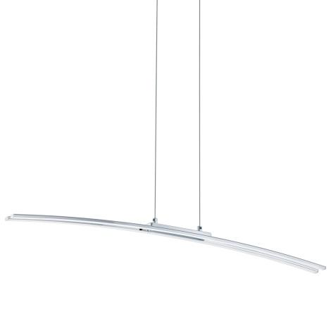 Eglo 95147 - LED lustr LASANA LED/30W/230V