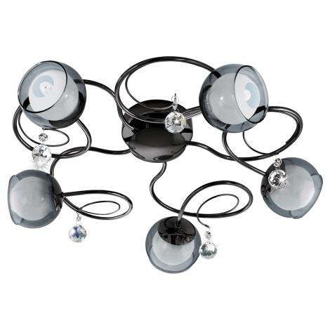 Eglo 95159 - LED stropní svítidlo ASCOLESE 1 5xG9-LED/2,5W/230V