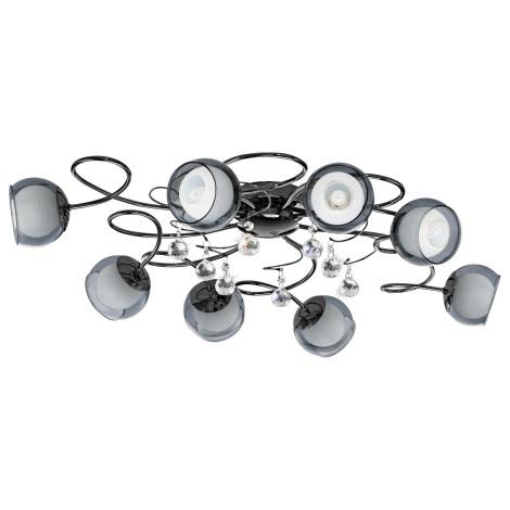 Eglo 95161 - LED stropní svítidlo ASCOLESE 1 8xG9-LED/2,5W/230V