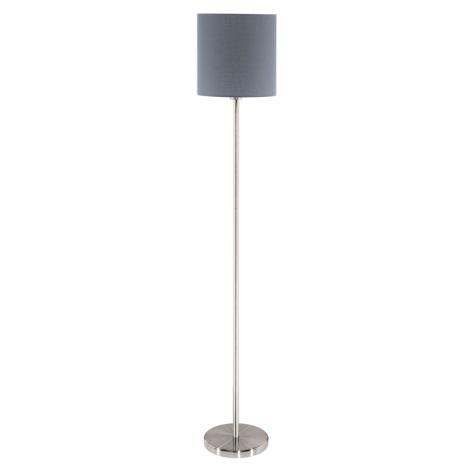 Eglo 95166 - Stojací lampa PASTERI 1xE27/60W/230V