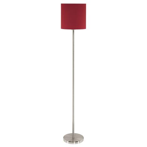 Eglo 95168 - Stojací lampa PASTERI 1xE27/60W/230V