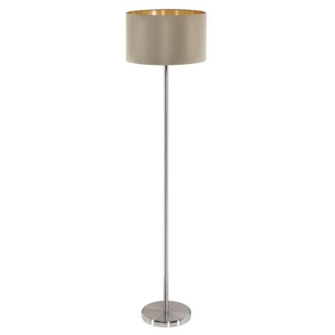 Eglo 95171 - Stojací lampa MASERLO 1xE27/60W/230V