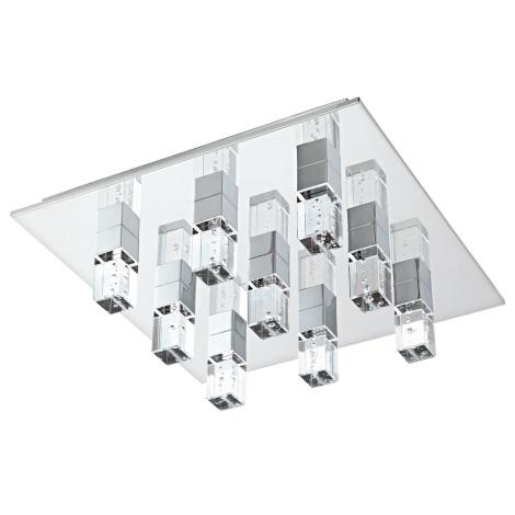 Eglo 95183 - LED Stropní svítidlo CANTIL 1 9xLED/3,3W/230V