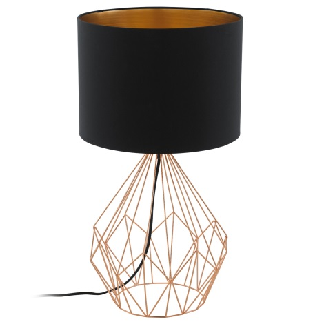 Eglo 95185 - Stolní lampa PEDREGAL 1xE27/60W/230V