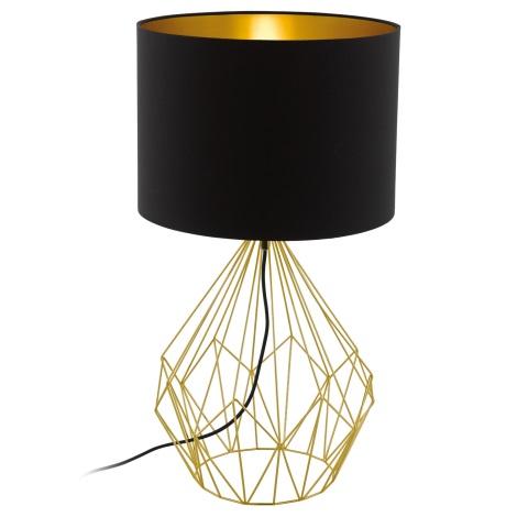 Eglo 95186 - Stolní lampa PEDREGAL 1xE27/60W/230V