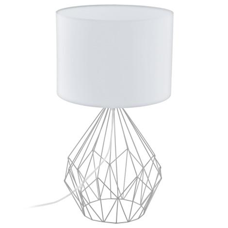 Eglo 95187 - Stolní lampa PEDREGAL 1xE27/60W/230V