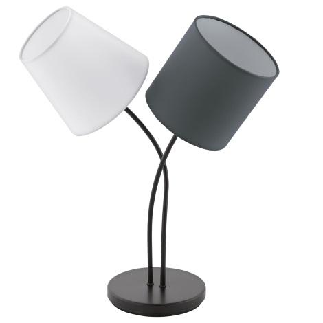 Eglo 95194 - Stolní lampa ALMEIDA 2xE14/40W/230V