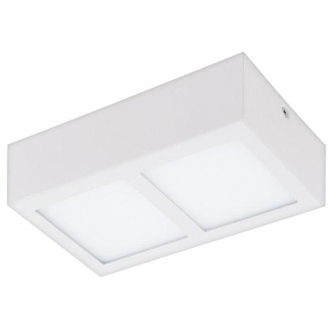Eglo 95201 - LED stropní svítidlo COLEGIO 2xLED/4,2W/230V