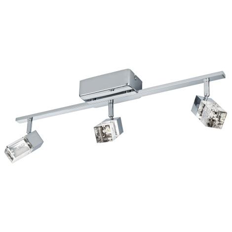 Eglo 95294 - LED Bodové svítidlo CANTIL 3xLED/3,3W/230V