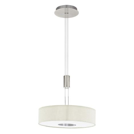 Eglo 95331 - LED lustr ROMAO 1 LED/24W/230V