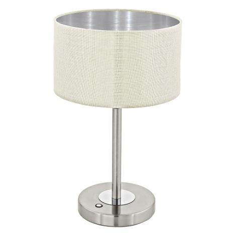 Eglo 95334 - LED stolní lampa ROMAO 1 LED/12W/230V