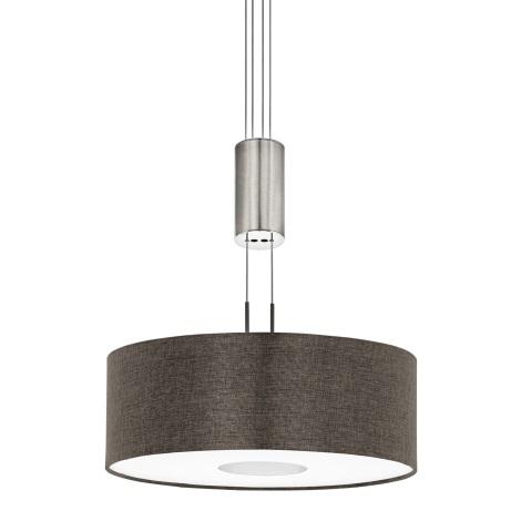Eglo 95338 - LED lustr ROMAO 2 LED/15,5W/230V