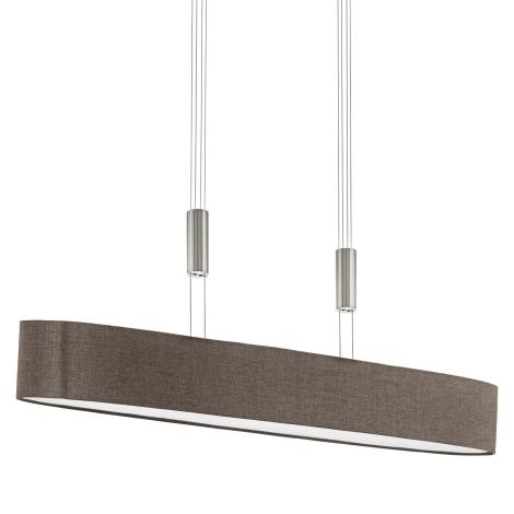 Eglo 95342- LED lustr ROMAO 2 6xLED/4W/230V