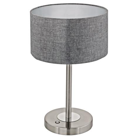Eglo 95352 - LED stolní lampa ROMAO LED/12W/230V