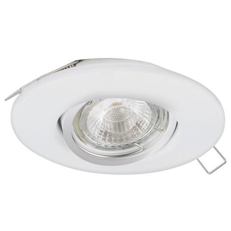 Eglo 95354 - LED podhledové svítidlo TEDO 1xGU10-LED/5W/230V
