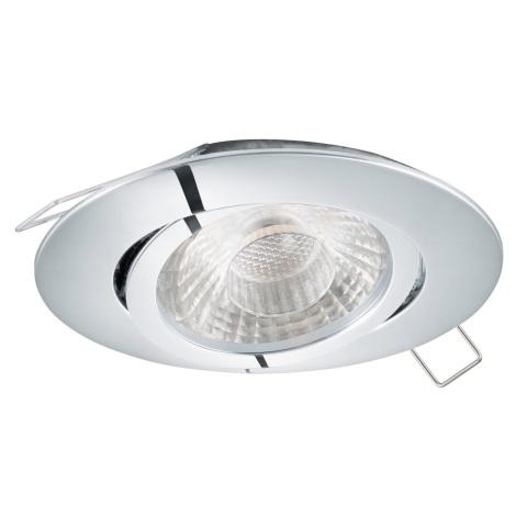 Eglo 95355 - LED podhledové svítidlo TEDO 1xGU10-LED/5W/230V