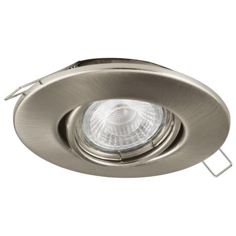 Eglo 95356- LED podhledové svítidlo TEDO 1xGU10-LED/5W/230V