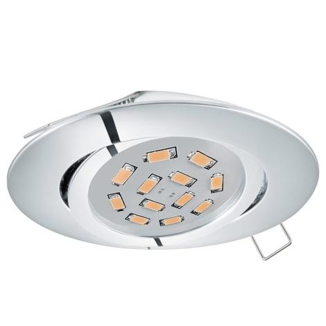 Eglo 95361 - LED podhledové svítidlo TEDO 1xGU10-LED/5W/230V