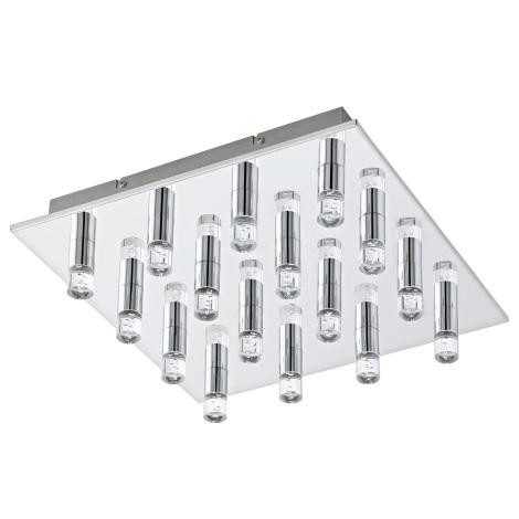 Eglo 95363 - LED Stropní svítidlo TEOCELO 16xLED/1,1W/230V