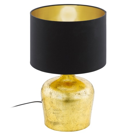 Eglo 95386 - Stolní lampa MANALBA 1xE27/60W/230V