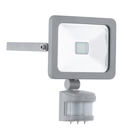 Eglo 95407 - LED reflektor s čidlem FAEDO 1 1xLED/10W/230V
