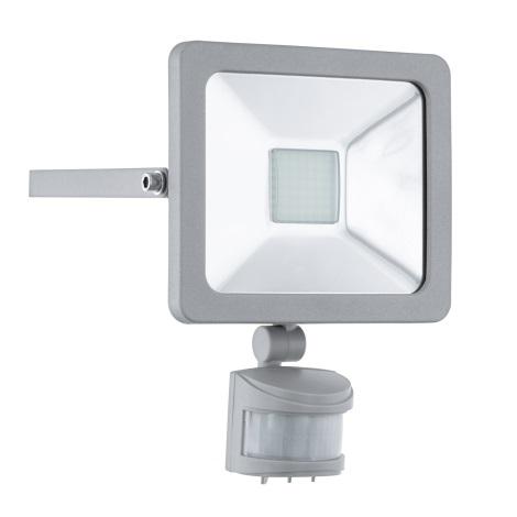 Eglo 95408 - LED reflektor s čidlem FAEDO 1 1xLED/20W/230V
