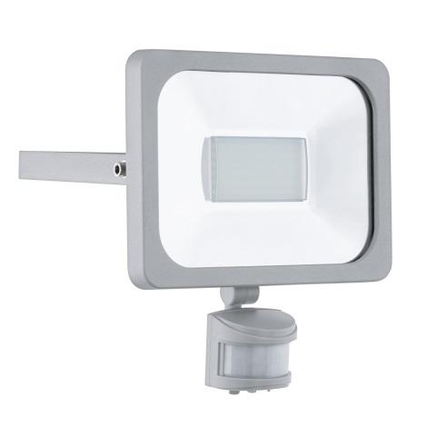 Eglo 95409 - LED reflektor s čidlem FAEDO 1 1xLED/30W/230V