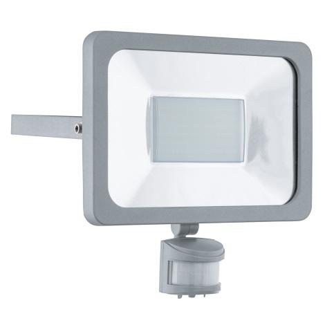 Eglo 95411 - LED reflektor s čidlem FAEDO 1 1xLED/50W/230V
