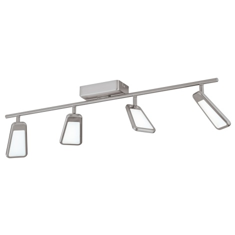 Eglo 95452 - LED Bodové svítidlo ALCAMO 4xLED/5,4W/230V