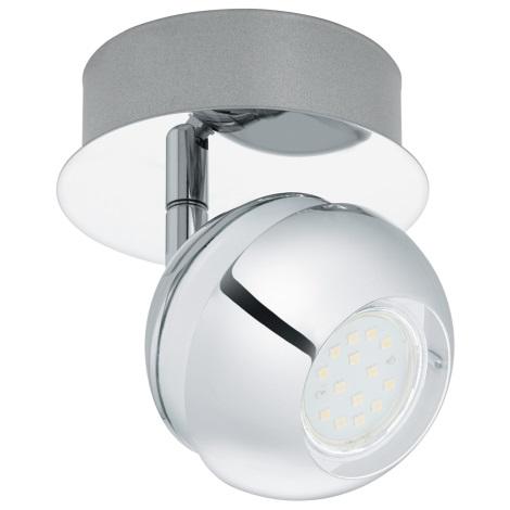 Eglo 95477 - LED Bodové svítidlo NOCITO 1 1xGU10-LED/4W/230V