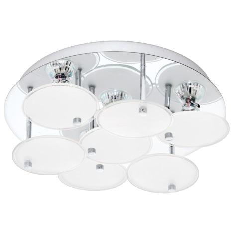 Eglo 95518 - LED Stropní svítidlo JURANDA 4xLED/3W/230V