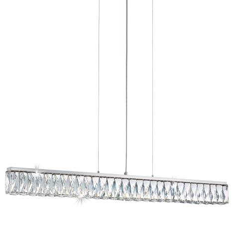 Eglo 95543 - Křišťálový lustr TELLUGIO-S LED/36W/230V