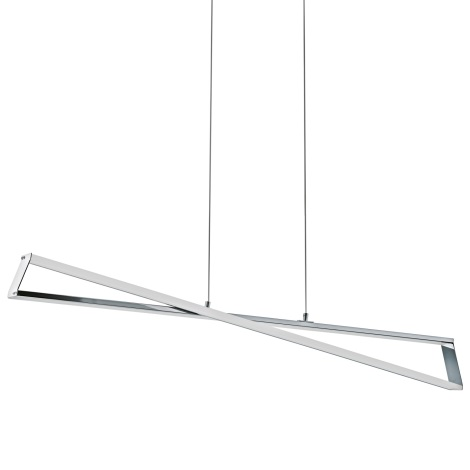 Eglo 95566 - LED lustr AGRELA 2xLED/14,4W/230V