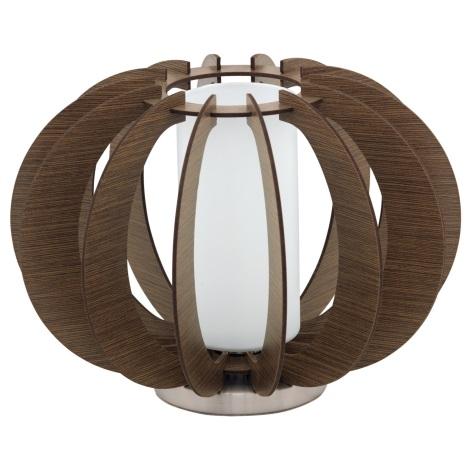 Eglo 95595 - Stolní lampa STELLATO 3 1xE27/60W/230V