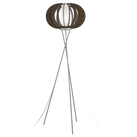 Eglo 95596 - Stojací lampa STELLATO 3 1xE27/60W/230V