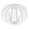 Eglo 95611 - Stolní lampa STELLATO 2 1xE27/60W/230V