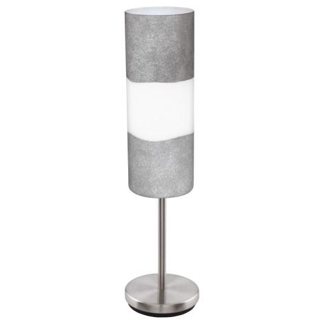 Eglo 95618 - Stolní lampa LAGONIA 1xE27/60W/230V