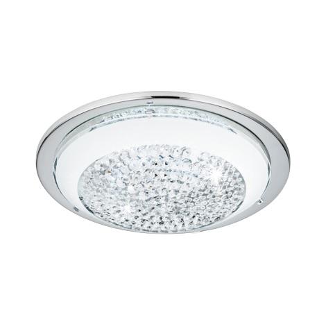 Eglo 95639 - LED Křišťálové stropní svítidlo ACOLLA LED/8,2W/230V